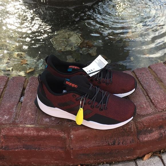 9f9c302ccad1e Men s Adidas Size 11 Burgundy Athletic Shoe